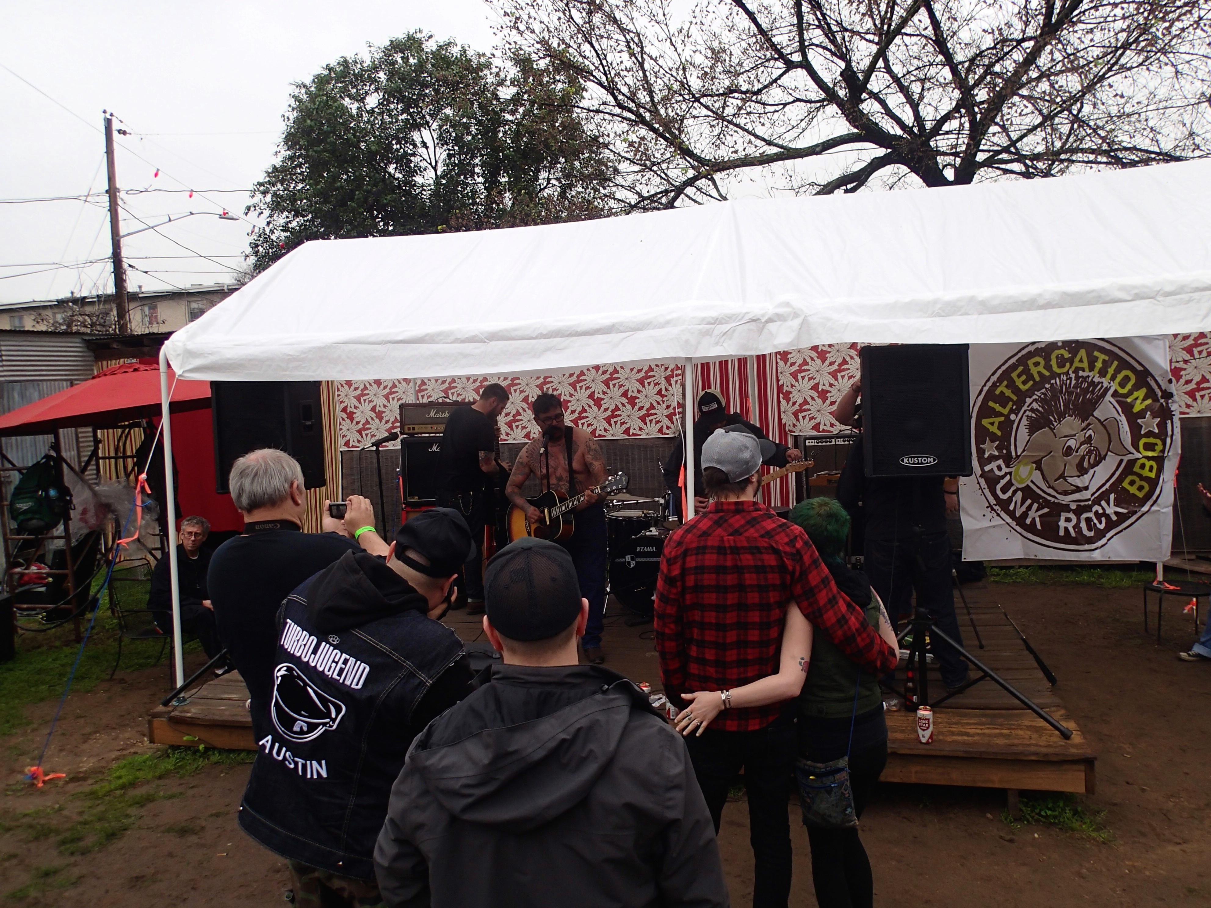 Punk Rock BBQ