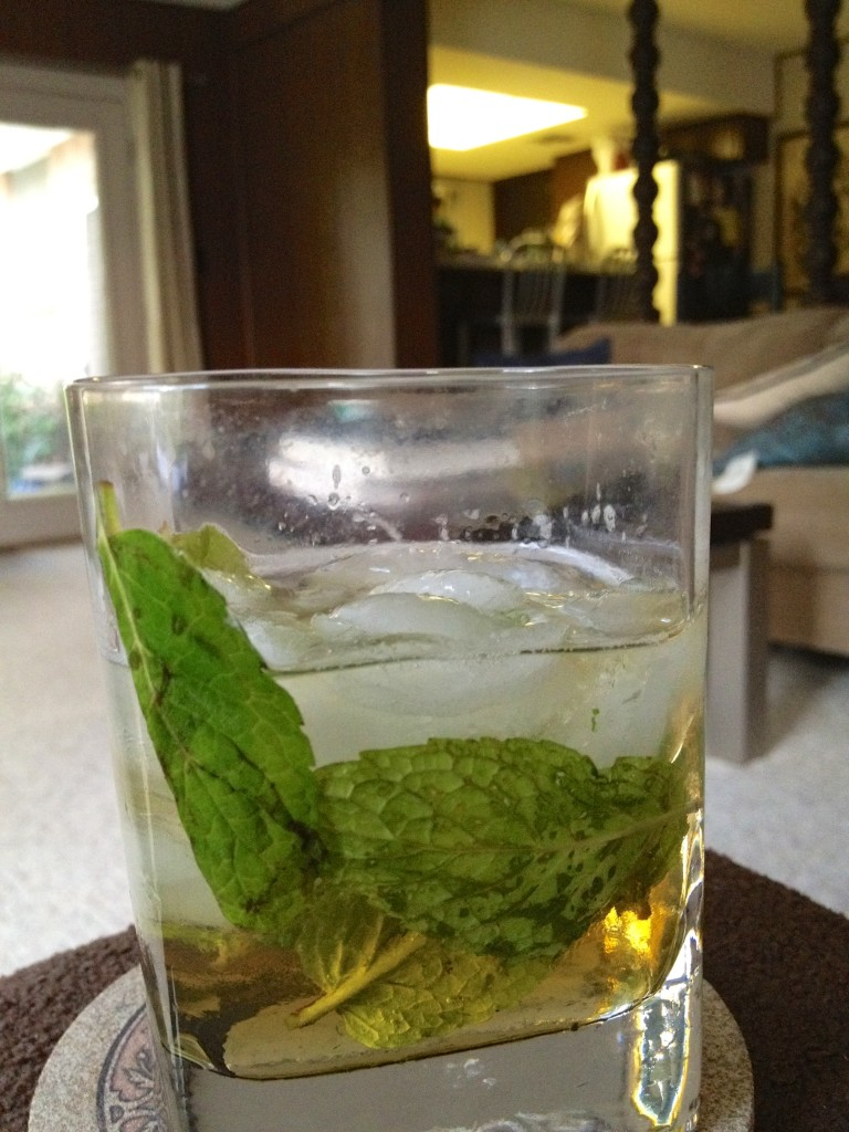 The Mint Julep!