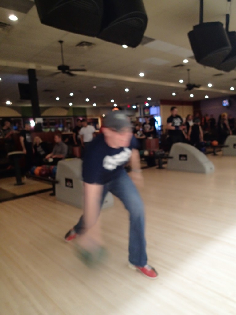 Ray Lays down another Strike