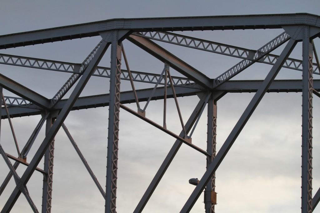 Bridge super structure