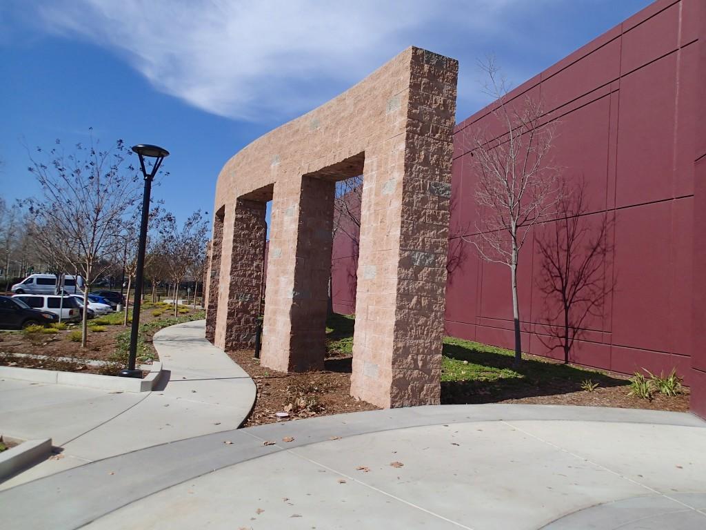 Our building in Sacramento