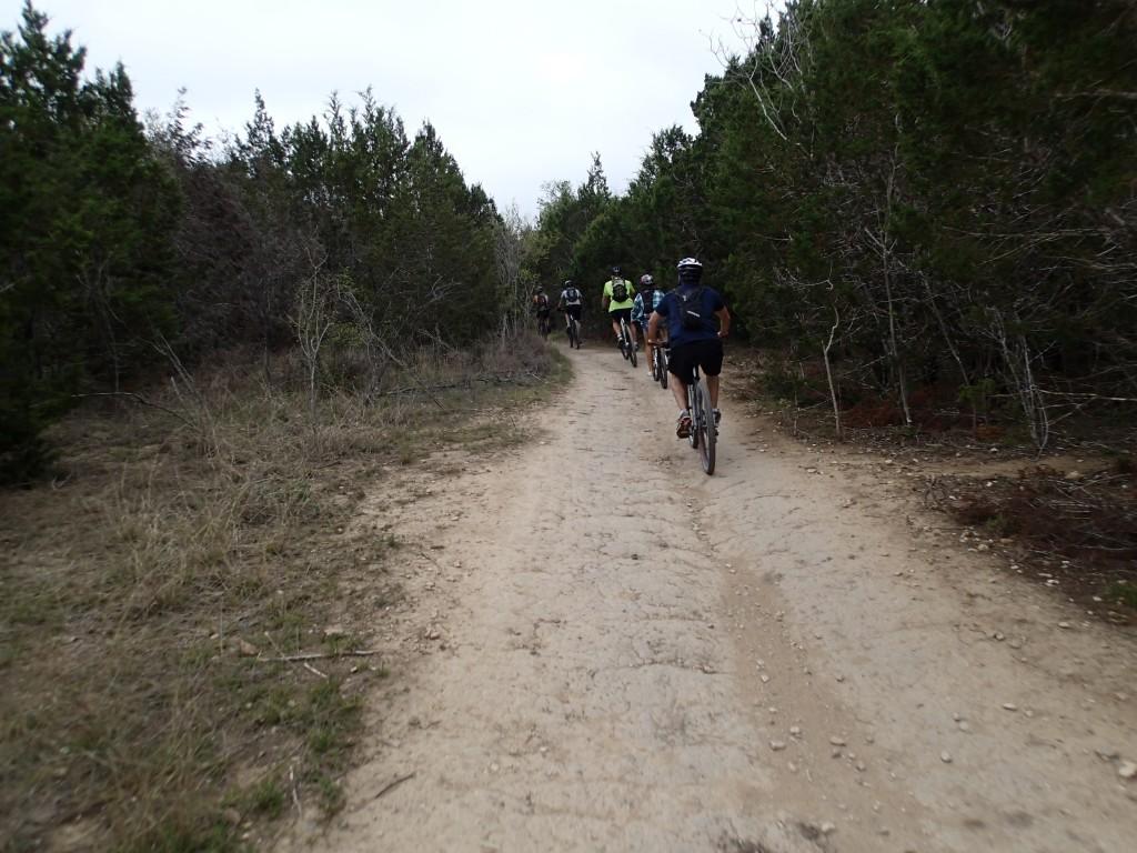 Tar Branch Trail