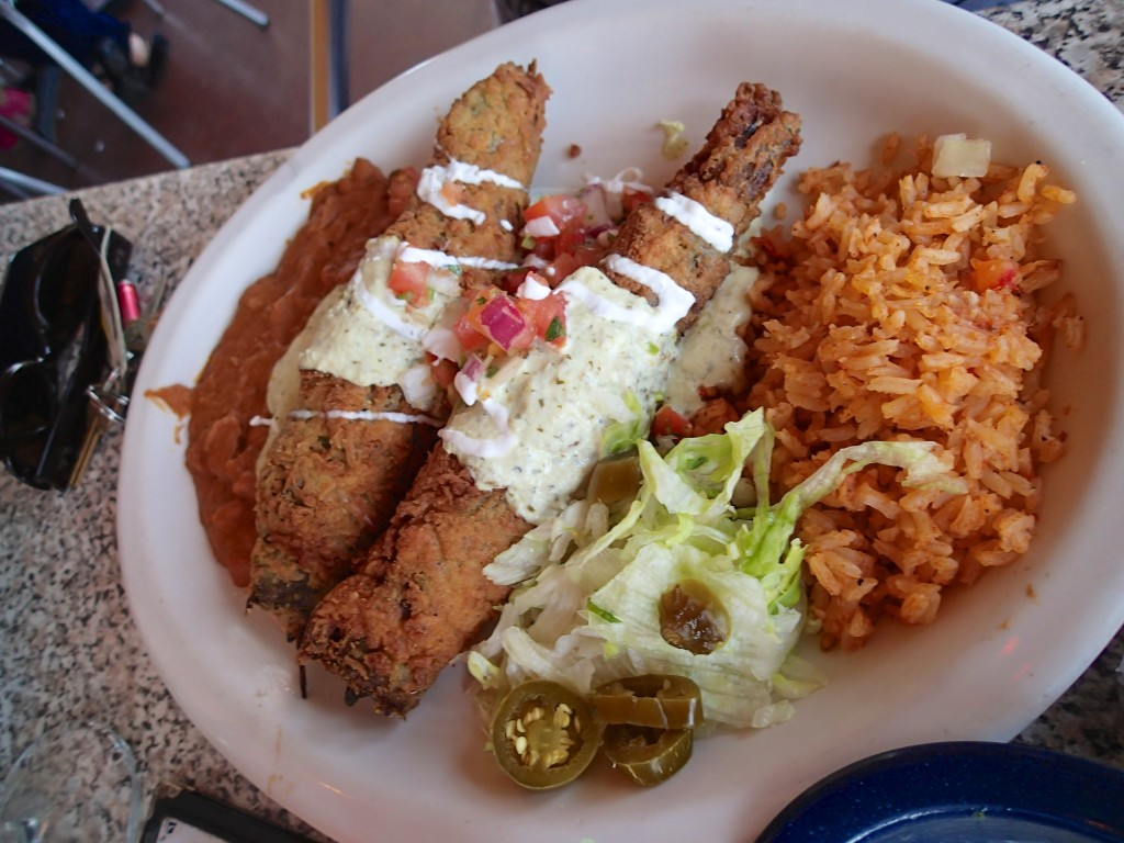Chili Relleno, Chuy's