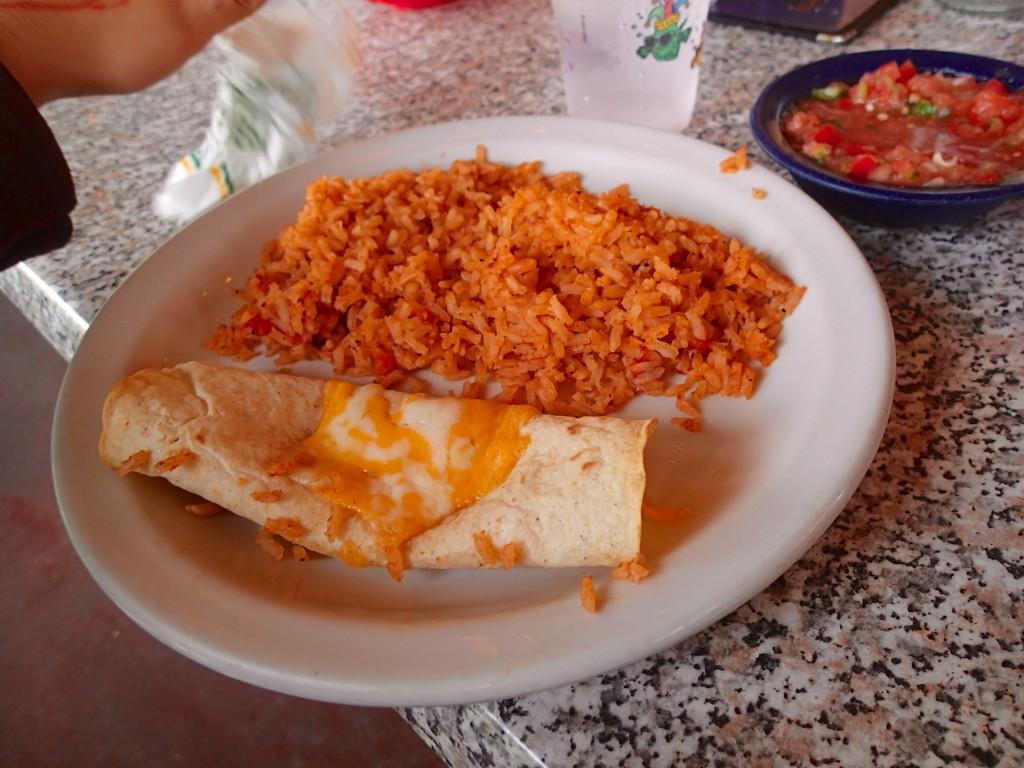 Cheese Enchilada Chuy's