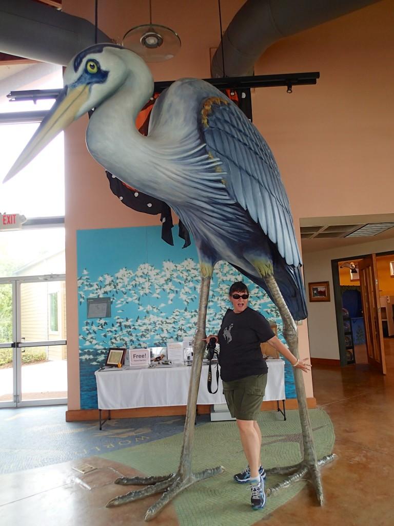 Giant Heron