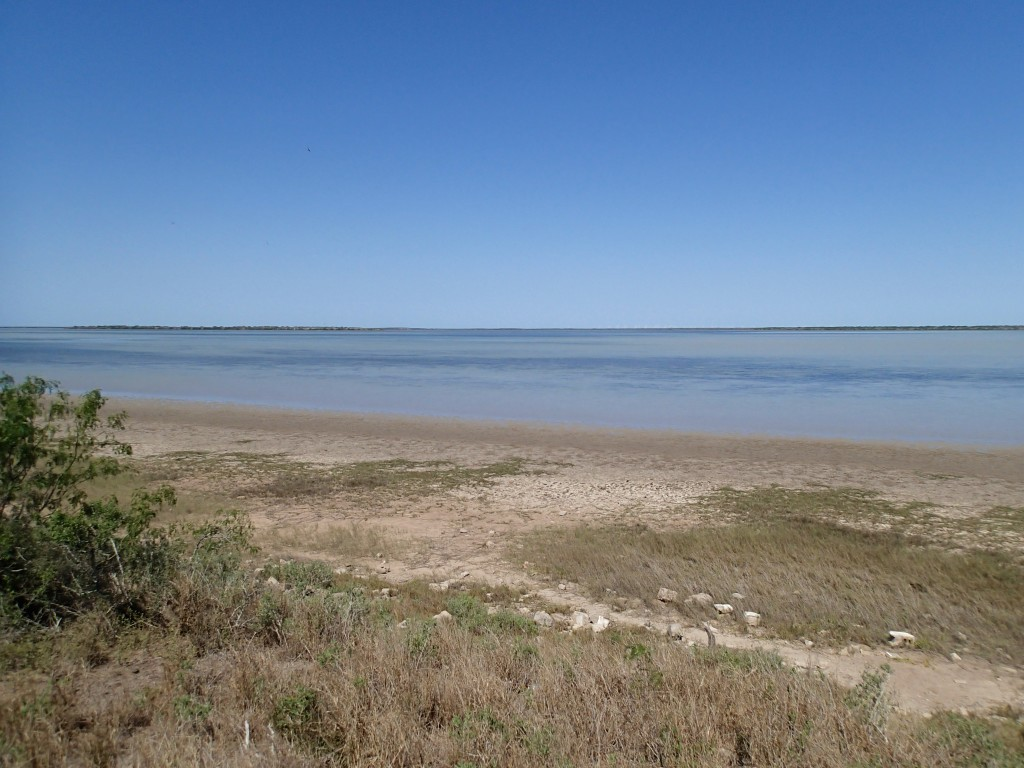 Laguna Madre from Anacosta NWR