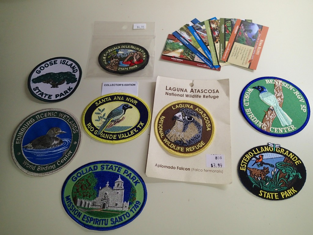 Patches from our Journeys