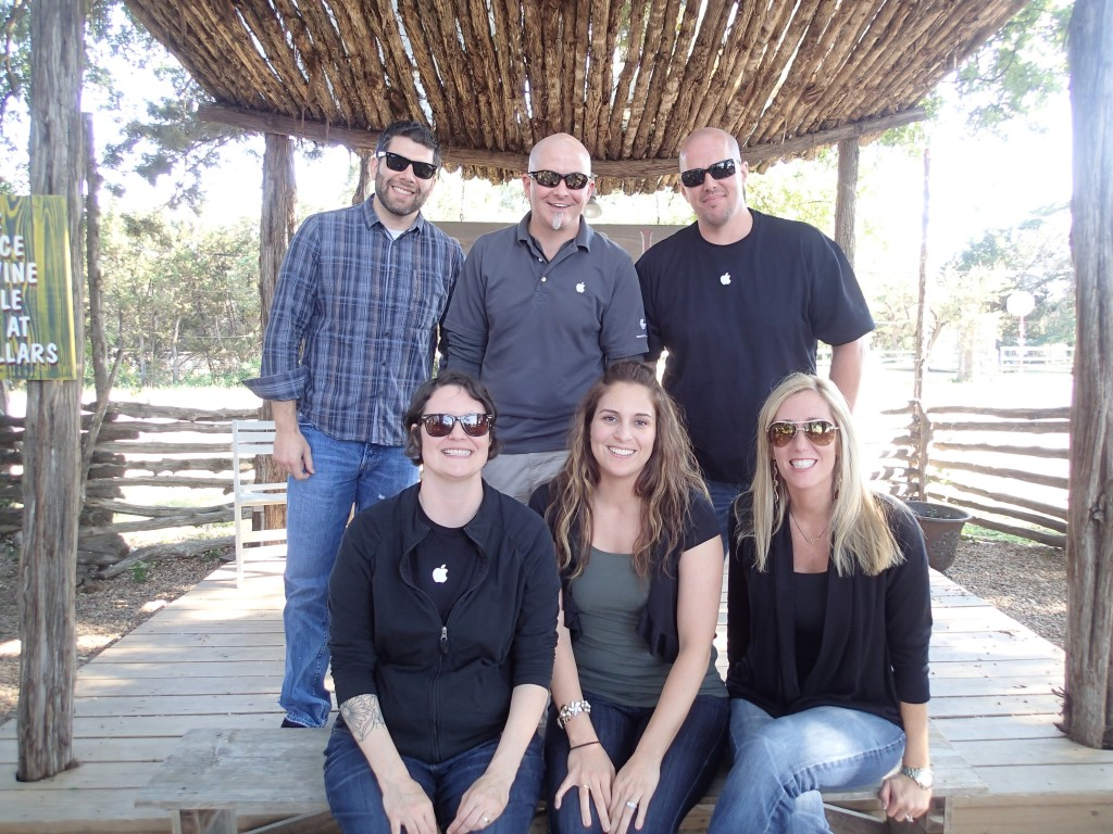 Mike G, Todd, Billy, Stacy, Cinda, Tonia!