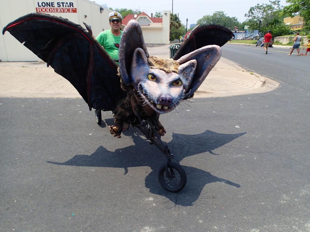 The Bat Bike