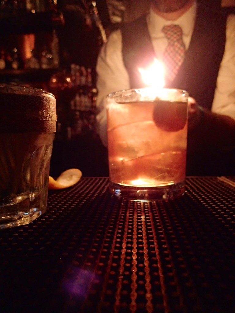 A new twist on an Old fashion gets a torching at CU29