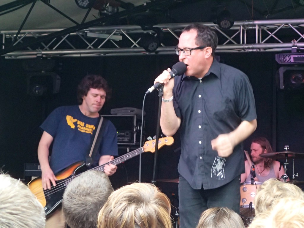 The Hold Steady Kicked it off for us!