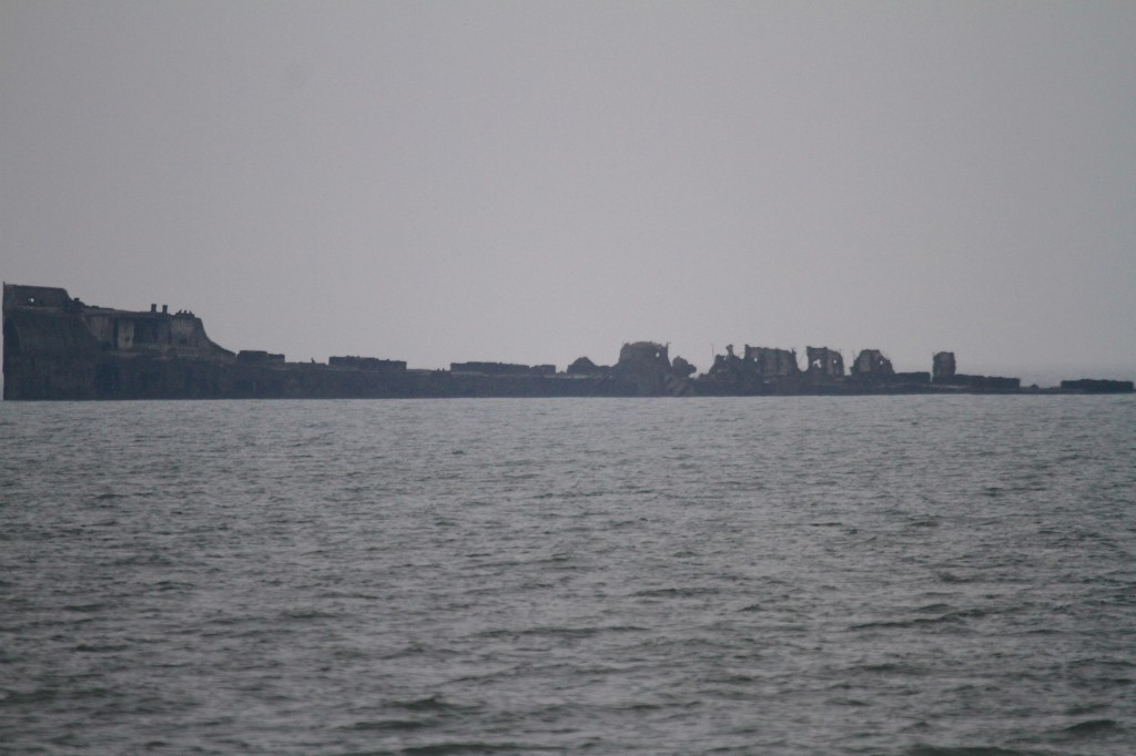 The SS selma from the Ferry