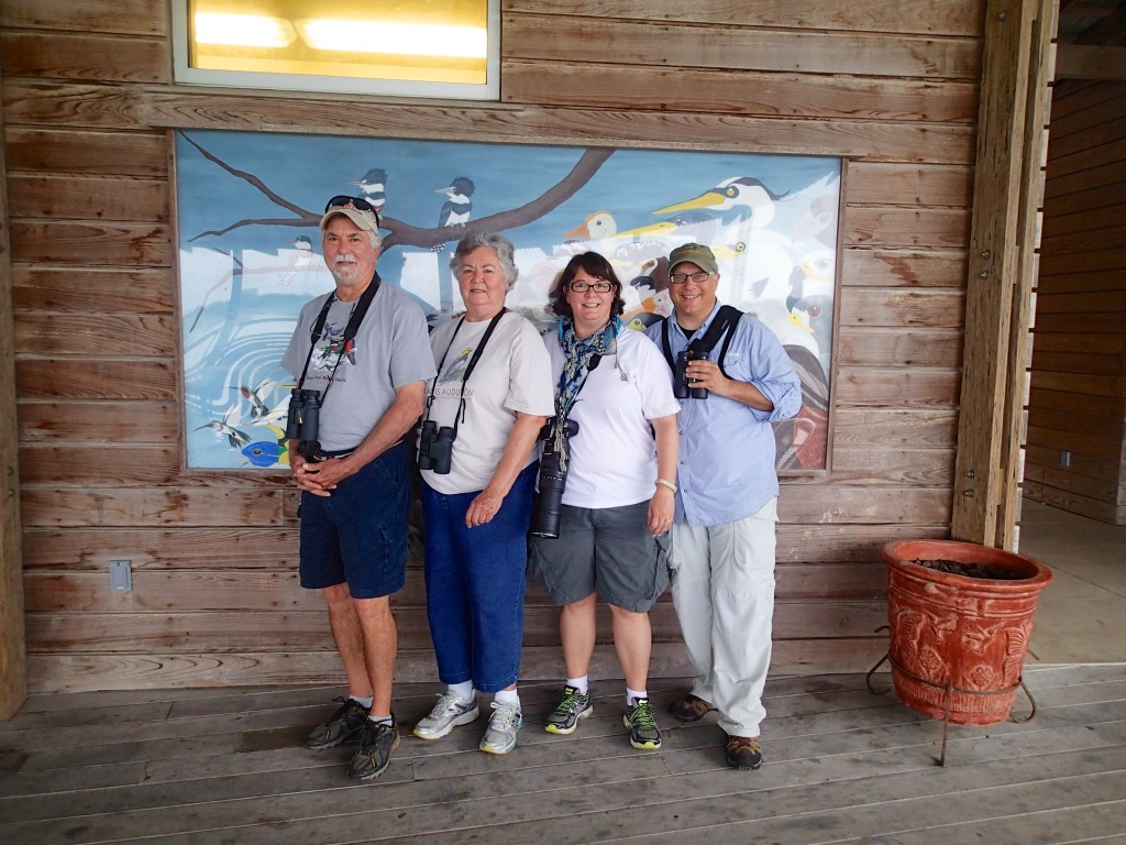 The Scott Free Family Birders