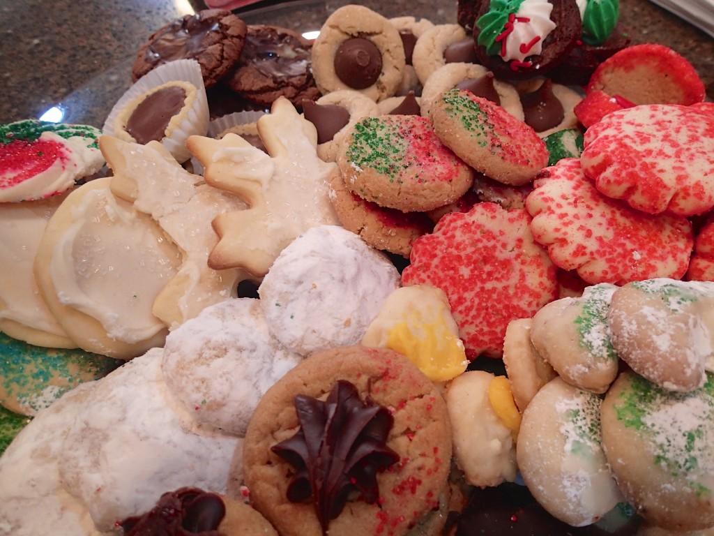 Christmas Cookies Deluxe